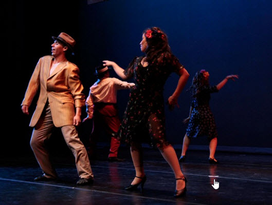 The Pachuco's zoot suit established cultural identity, challenging prejudice