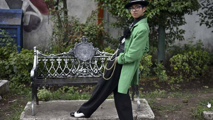 #2 for Mexico's 'pachucos' keep zoot suits, defiance alive