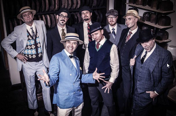 Cherry Poppin' Daddies wrap da Vinci Days with blowout