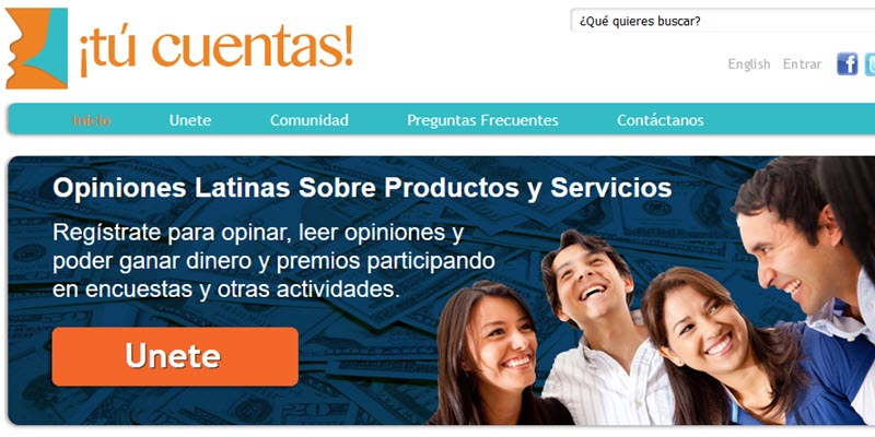 How TuCuentas.com Created a Platform for Hispanics to Express Their Views on Products and Services