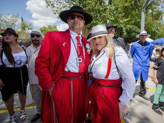 Zoot Suit Pachanga celebrates culture, history
