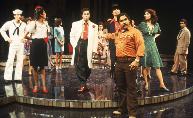 'Zoot Suit,' a Pioneering Chicano Play, Comes Full Circle