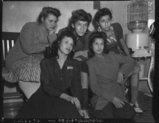 La Pachuca: Mexican subculture in 1940's L.A.