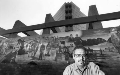 The godfather of Chicano art