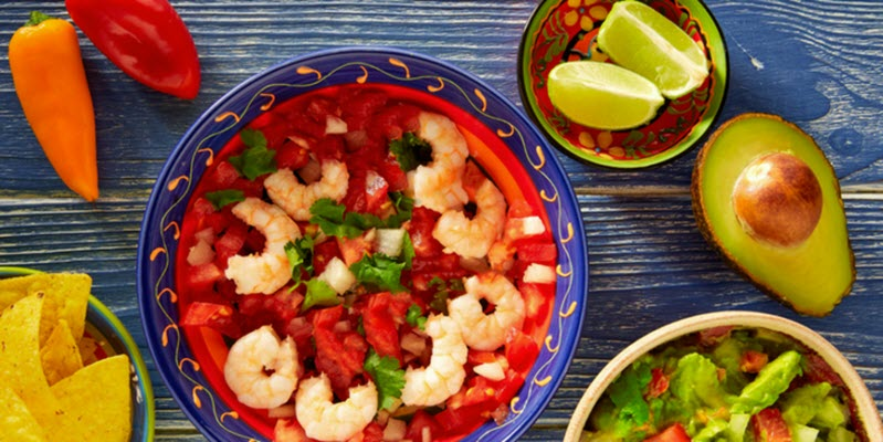 Celebrating National Hispanic Heritage with real food moments