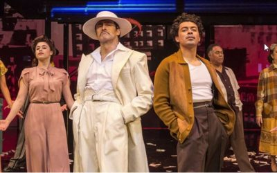 'Zoot Suit': Theater Review