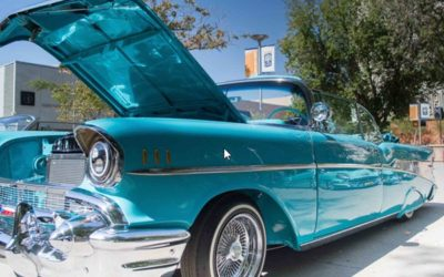 Exposición car show at CSUF brings attention to Hispanic traditions
