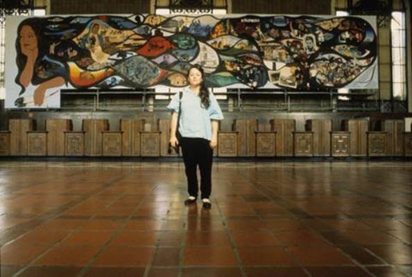 Renowned Chicana Muralist Barbara Carrasco's Landmark Piece Is Finally 'Uncensored'