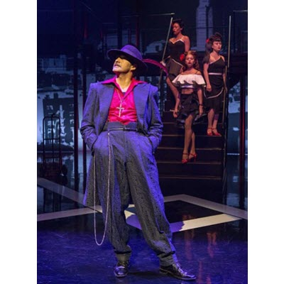 'Zoot Suit' at the Mark Taper: Breakthrough Musical Gets Thrilling Revival
