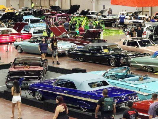 Border Classic car show to roll into El Paso County Coliseum on Sunday