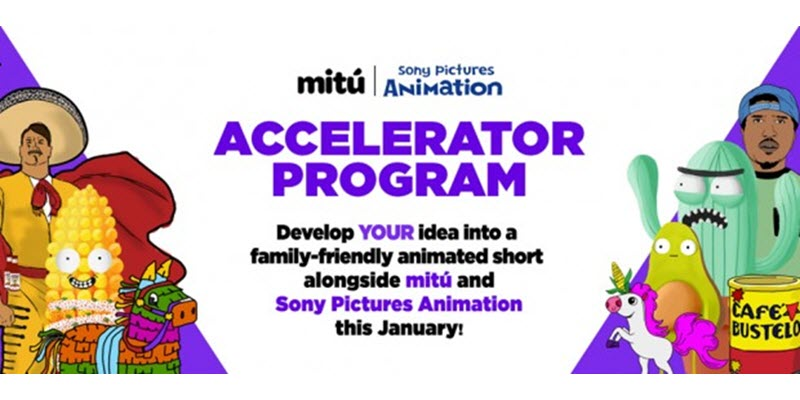 mitú Partners with Sony to Accelerate Next Gen of Latino Animators