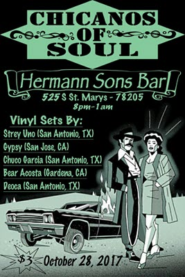 Chicanos Of Soul Puro Firme Oldies On Vinyl Format El