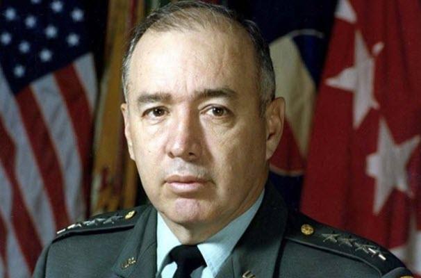 Army's First Hispanic Four-Star General Dies
