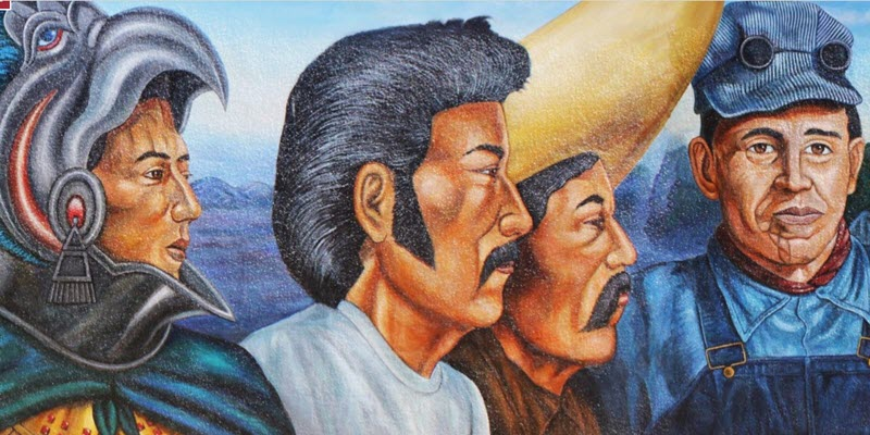 Vasquez mural to be featured in Getty's 2017 Pacific Standard Time
