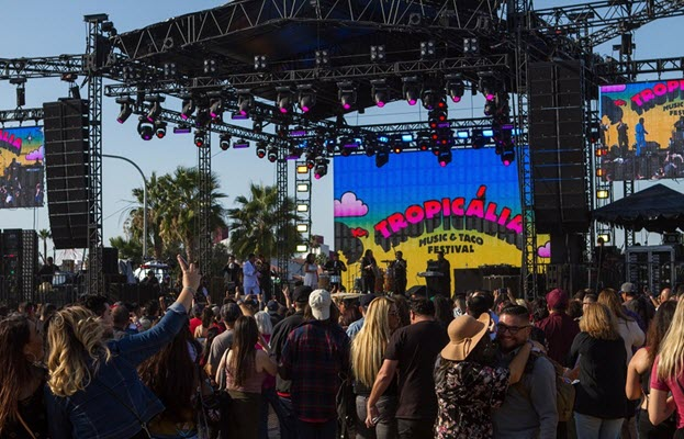 Tropicalia Taco & Music Fest Mixes Old and New Into Family Experience