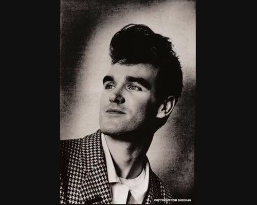 November 10 Was Morrissey Day