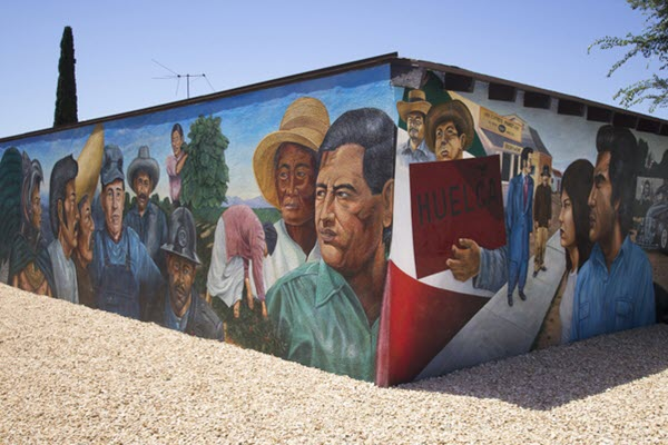 Emigdio Vásquez painted Orange County with murals — here's how to find them