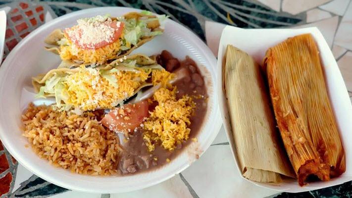 Sariñana's Tamale Factory churns out thousands of traditional treats