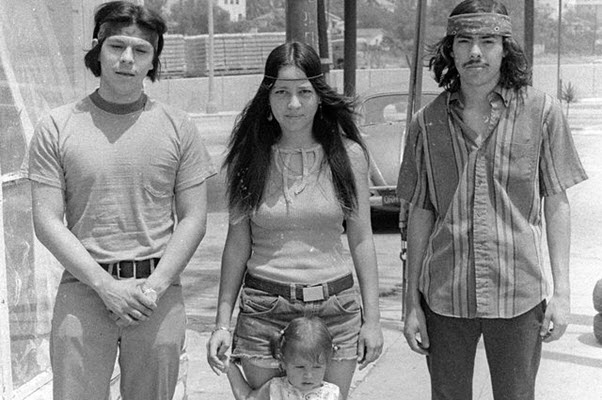 Exhibition of La Raza photos documents Chicano life in L.A. during the 60s and 70s