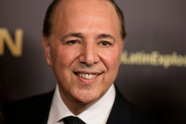 Tommy Mottola And His Plans To Do For Latino-Focused TV What He's Done For Latin Music