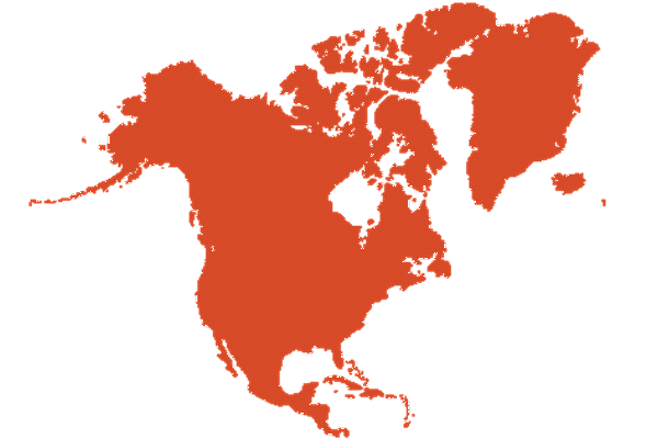 Here's How Many Countries There Are In North America