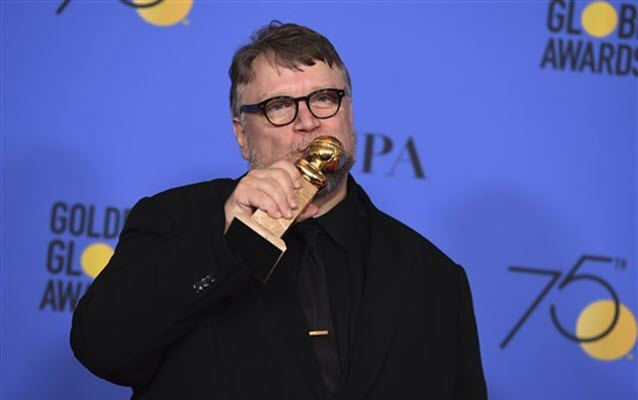 'Coco,' Guillermo del Toro win Golden Globe awards