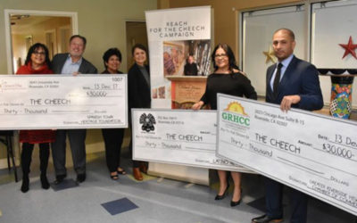 $250,000 Commitment to the Cheech Marin Center for Chicano Art, Culture & Industry
