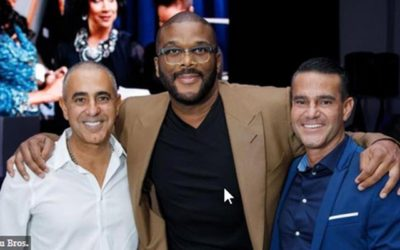 Tyler Perry Studios President Ozzie Areu Leaves To Launch First U.S. Latino-Owned Film And TV Studio