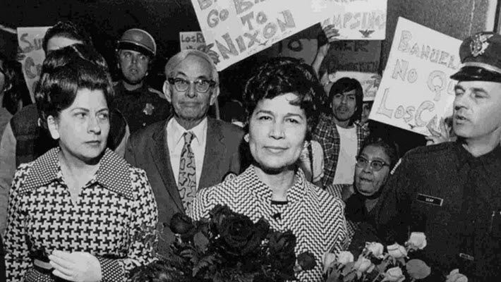 Romana Acosta Bañuelos, first Latina U.S. treasurer and Mexican American pioneer, dies at 92