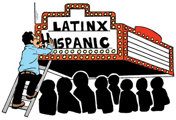 POLL: Latinx. Hispanic. Latina/o. Which term should The Daily Texan use?