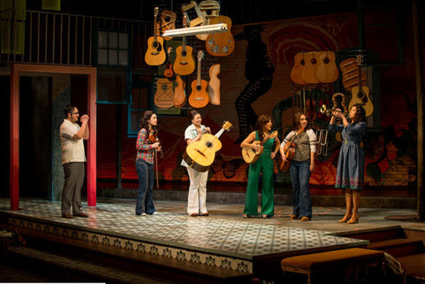 "In world premiere of DCPA's ""American Mariachi,"" music marks a family's generational journey"