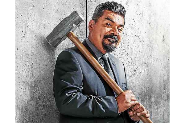 George Lopez performs Feb. 17 at Ulster Performing Arts Center in Kingston