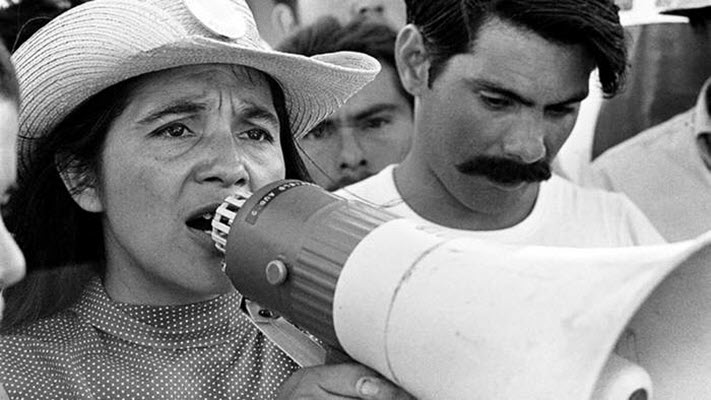 Documentary gives activist Dolores Huerta her due
