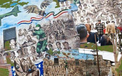 Mural Honoring Almost 200 Mexican-American Veterans Vandalized
