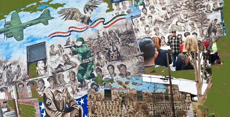 Mural Honoring Almost 200 Mexican-American Veterans Vandalized