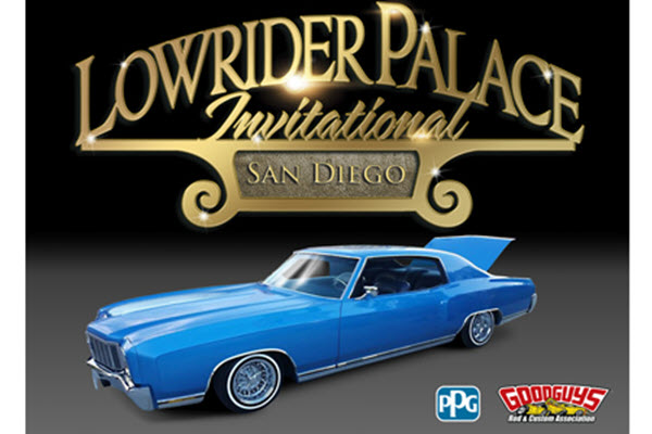PPG Lowrider Palace Added to Goodguys Del Mar Event