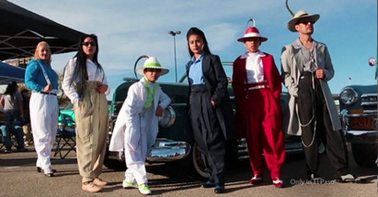 Video: The history of El Paso's Pachuco culture