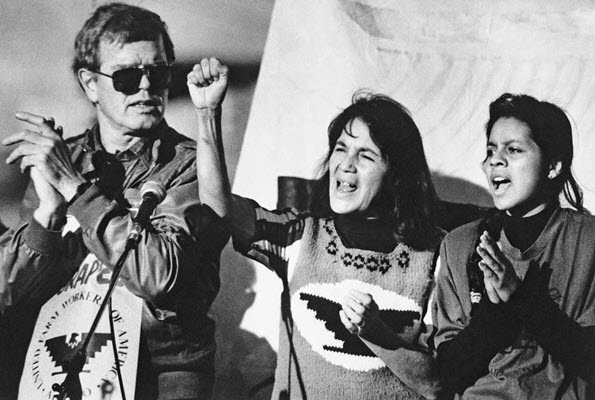 Film examines Dolores Huerta from jazz to 'Sí, se puede'