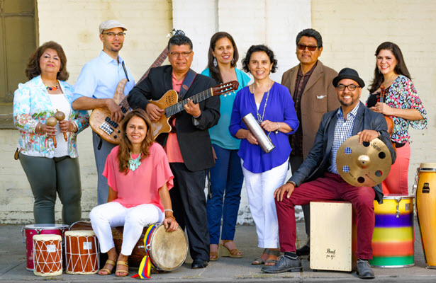 New Latin American music from Bululú and very old (new) Sephardic music from Kat Parra