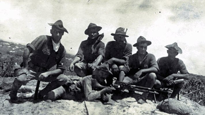 The Guns of Veracruz 1914