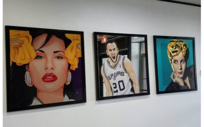 Fronteras: 'Incredible Stories Of Courage And Faith' & 'Latino Faces' Exhibit