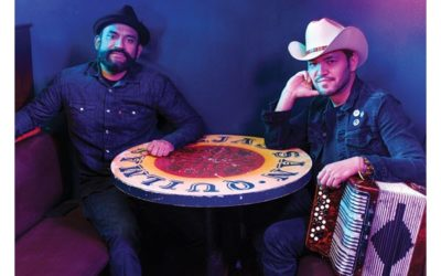 Not Your Grandfather's Conjunto