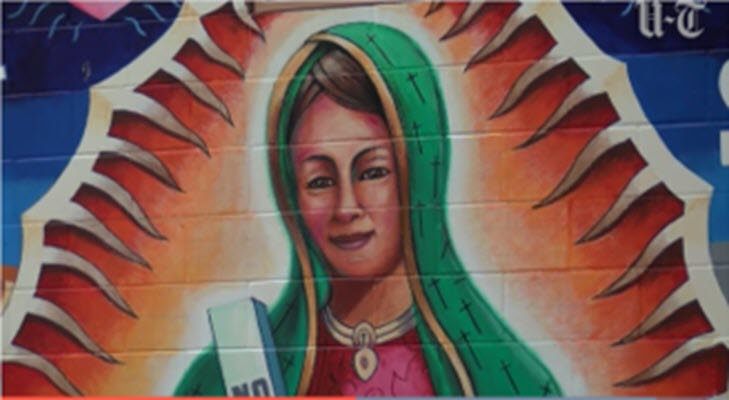 New Chicano Park mural will celebrate work of Border Angels