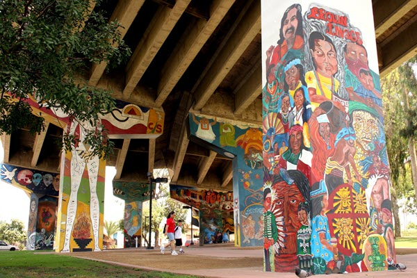 San Diego's Chicano Park, a treasure and a battleground