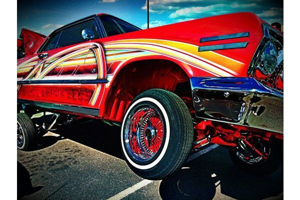 Lowrider exhibit to open at DAAC Arts & Cultural Center