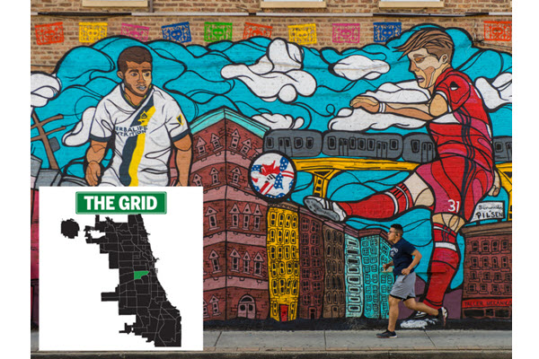 The Grid: Exploring the Pilsen neighborhood