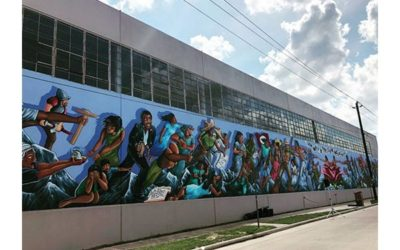 11 Pieces of Houston Street Art Just Begging to Be Photographed