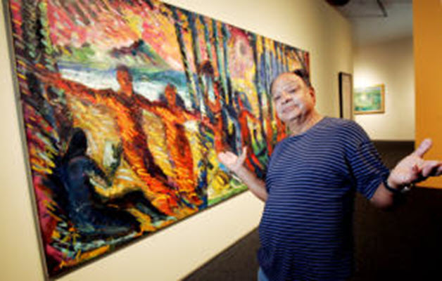 In California, it's high time for Cheech's art museum