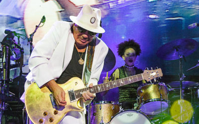 TJ's Carlos Santana Returns to NBA Finals