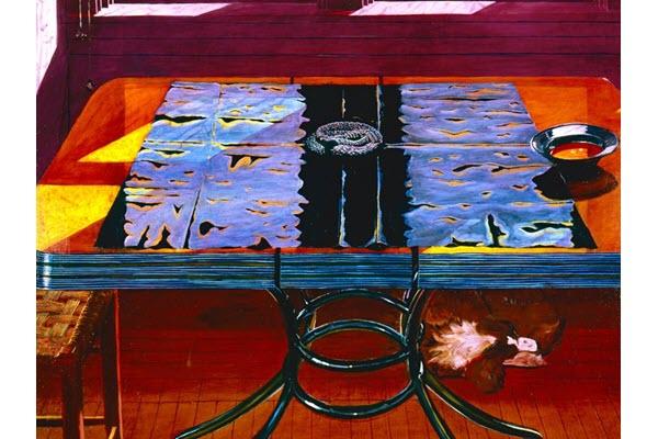 Crocker Opens 'Testament of the Spirit: Paintings by Eduardo Carrillo'
